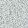 Papier peint Pépins Motifs grains de riz bleu/vert sur fond blanc – JUNGLE - Caselio