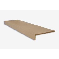 Marche stratifiée chêne brut - Concept d'escalier Maëstro Steps