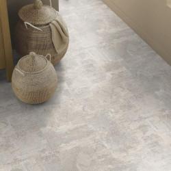 Revêtement PVC - Largeur 3m - Rug Beige - Exclusive 240 CONCEPT WOVEN - Tarkett - Imitation tapis vintage