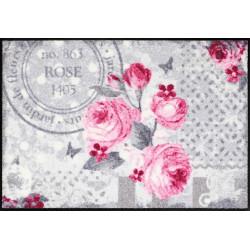 Tapis de propreté - paillasson Jardin de fleurs - EFIA