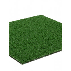 Gazon synthétique vert avec envers plots - Largeur 4m - SPRING