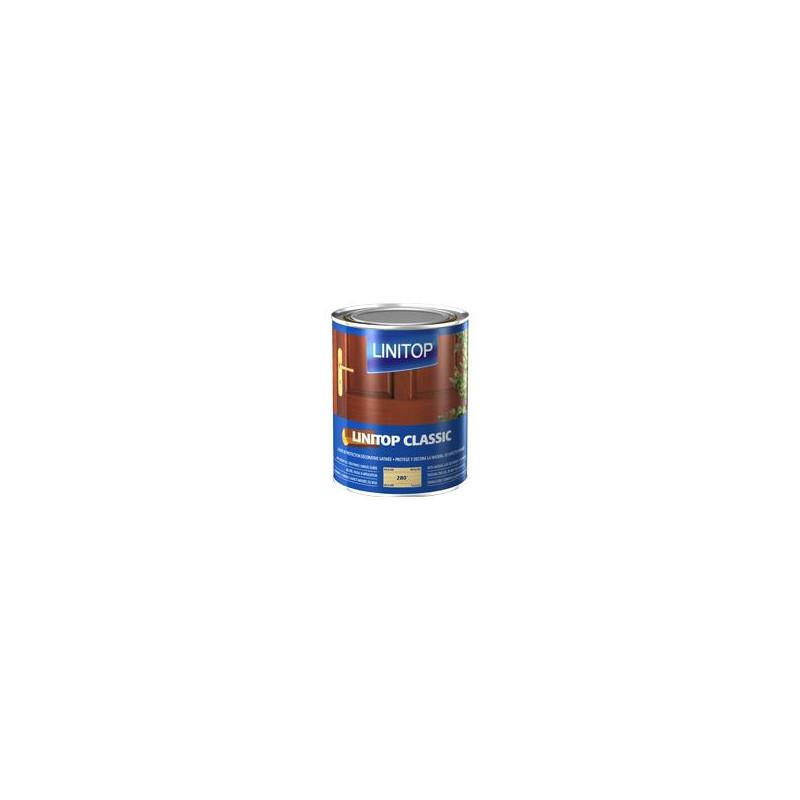 LINITOP CLASSIC 286 chêne moyen - Lasure de protection décorative