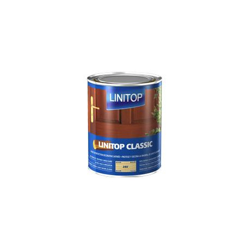 LINITOP CLASSIC 280 incolore - Lasure de protection décorative