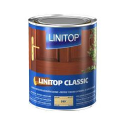LINITOP CLASSIC 282 Teck - Lasure de protection décorative