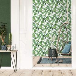 Papier peint intissé Feuillage Bananier vert - ON THE SPOT