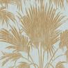 Papier peint intissé JOSEPHINE MAT marron - Belle Epoque Casadeco