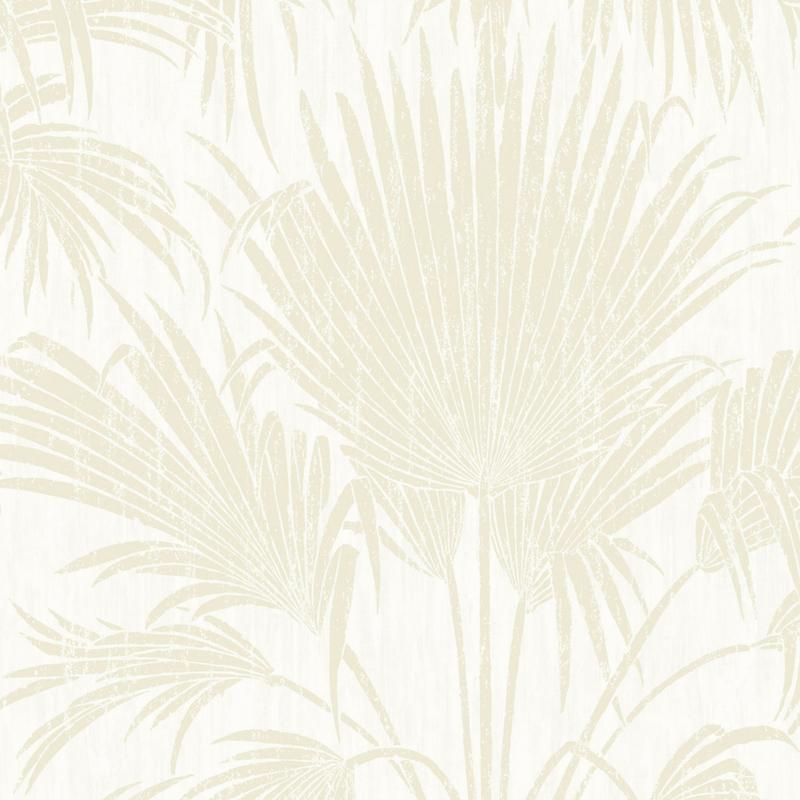 Papier peint intissé JOSEPHINE MAT vert clair - Belle Epoque Casadeco