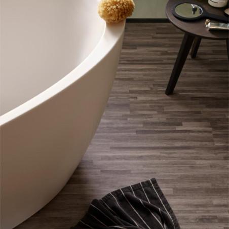 BERRYALLOC parquet stratifié Riviera 3865 motif Roma gris taupe clair