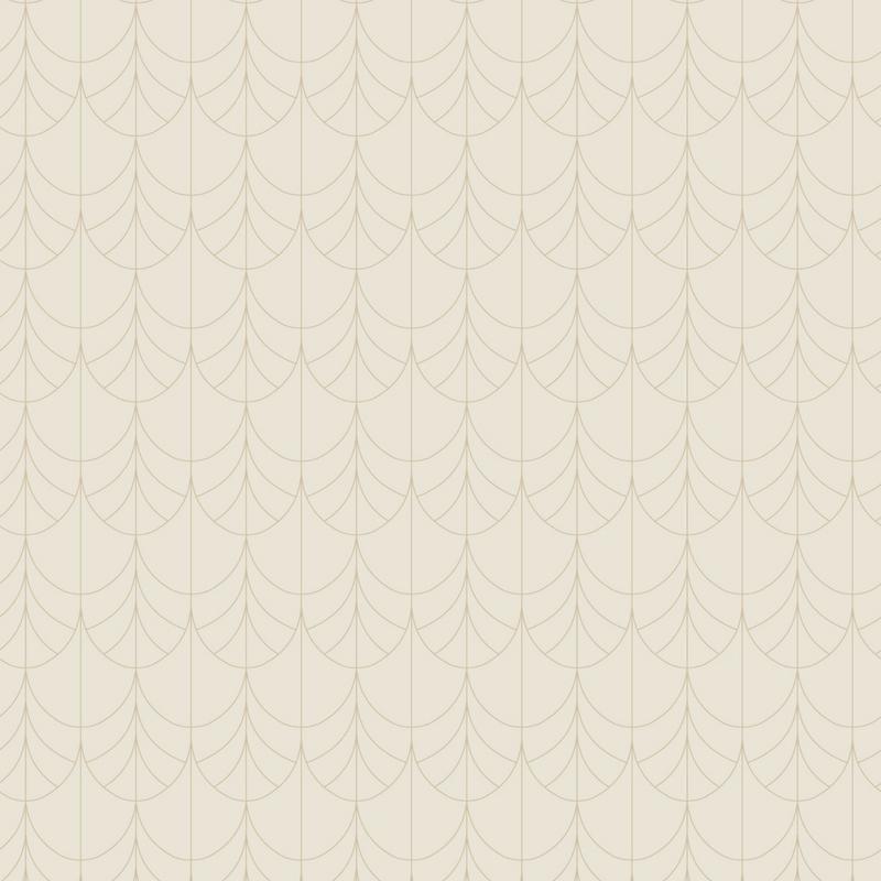 Papier peint Filament beige - BELLE EPOQUE - Casadeco - BEEP82261232
