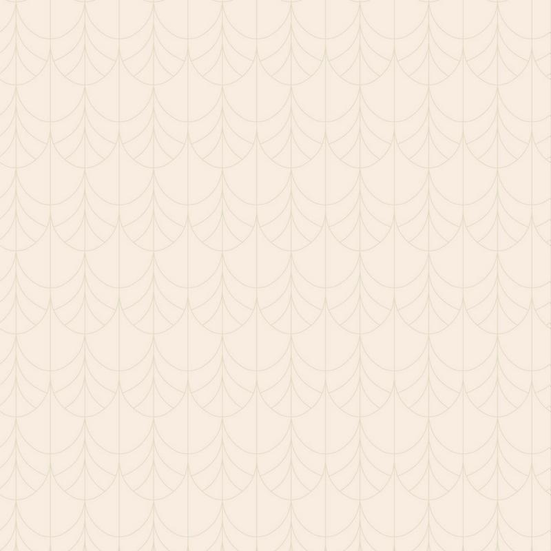 Papier peint Filament rose - BELLE EPOQUE - Casadeco - BEEP82264104