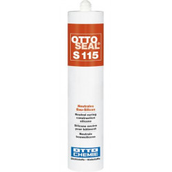 Mastic de finition Otto Seal S115 - C16 beige