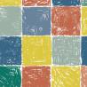 Revêtement PVC - Largeur 2m - Exclusive 300 PLAY - Tarkett - Gribouille Multicolour