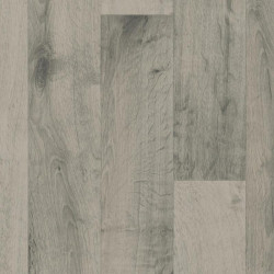 Revêtement PVC GEA - Largeur 2m - Exclusive 280T CONCEPT SCANDINAVIA - Tarkett - Imination parquet gris clair