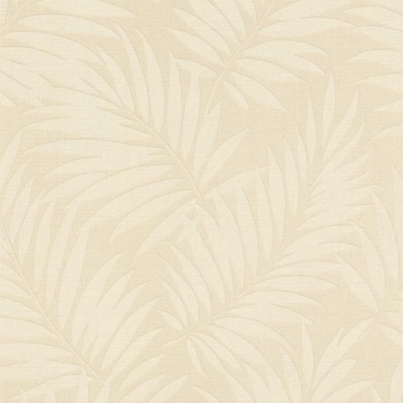 Papier peint Majorelle beige - BARBARA HOME COLLECTION - Rasch - 527544