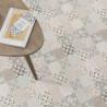 Revêtement PVC PROVENCE pastel crème - Largeur 4m - Primetex Grain Gerflor