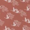 Papier peint TOBU terracota - HANAMI - Caselio