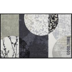 Tapis de propreté - paillasson gris Natural Living - EFIA