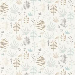Papier peint Jungle beige - HAPPY DREAMS - Casadeco - HPDM82731209