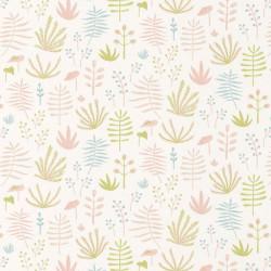 Papier peint Jungle rose - HAPPY DREAMS - Casadeco - HPDM82734107