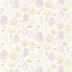 Papier peint Jungle parme - HAPPY DREAMS - Casadeco - HPDM82734107