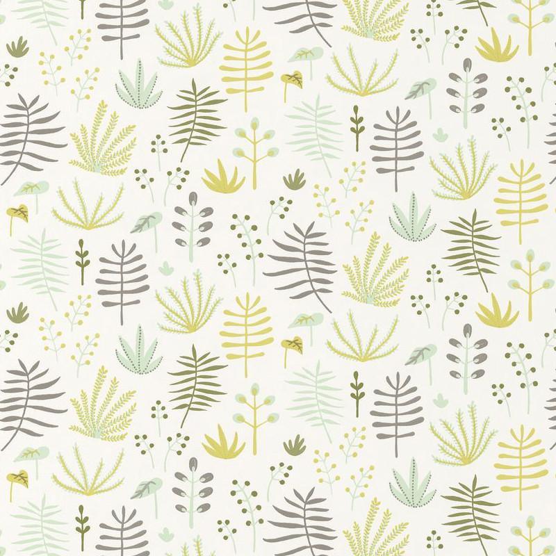 Papier peint Jungle vert - HAPPY DREAMS - Casadeco - HPDM82734107