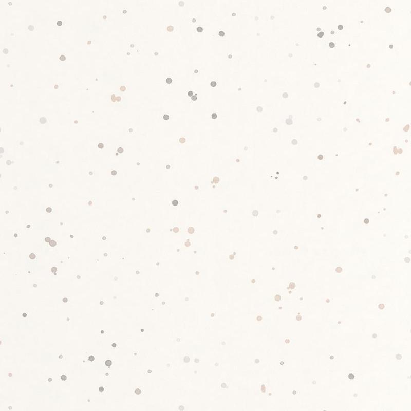 Papier peint Splash beige gris - HAPPY DREAMS - Casadeco - HPDM82859132