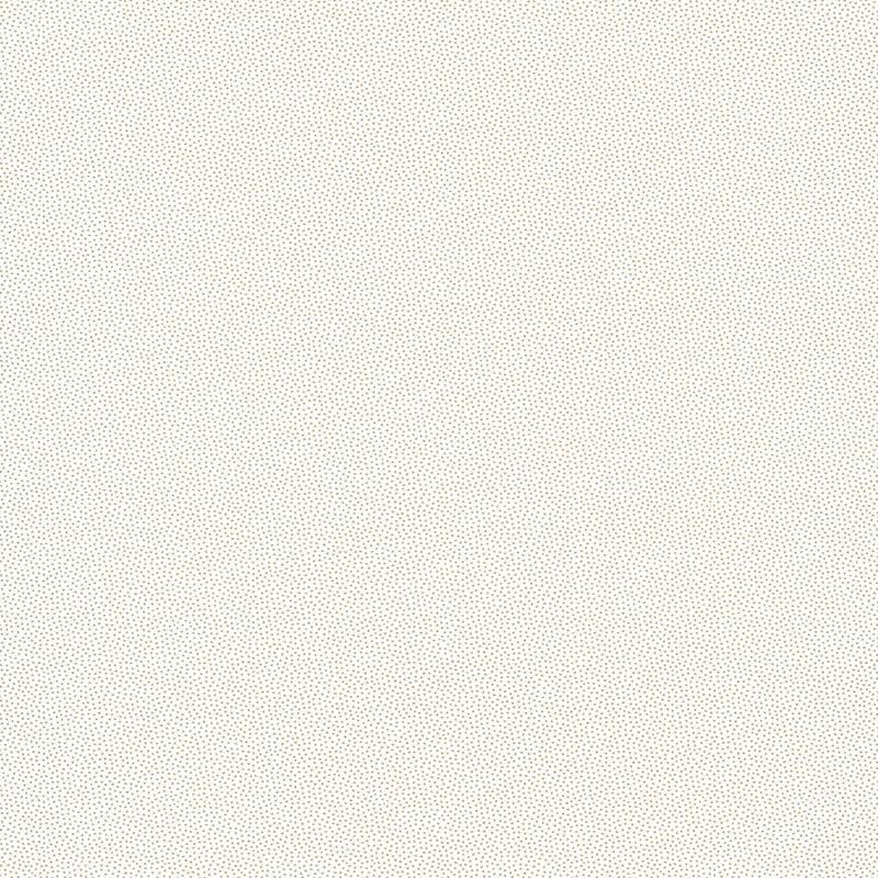Papier peint Goma blanc et gold - HYGGE - Caselio - HYG100400011