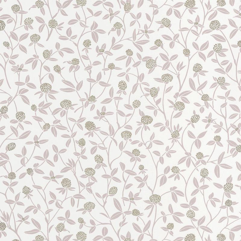 Papier peint Serenity vieux rose et doré - HYGGE - Caselio - HYG100564334
