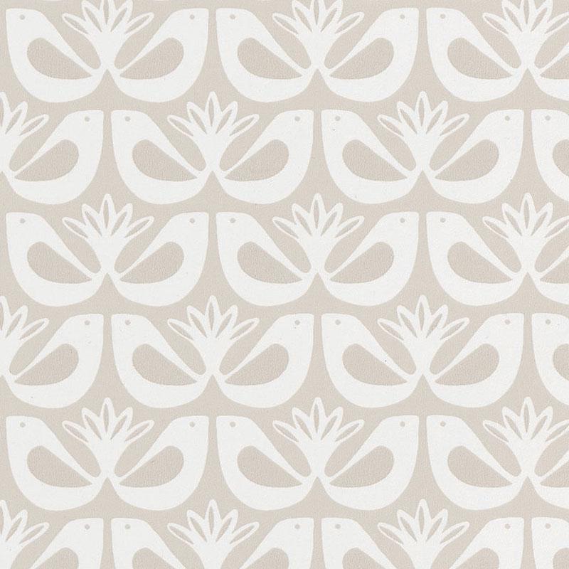 Papier peint Freedom beige - HYGGE - Caselio - HYG100581209