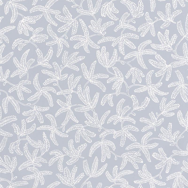 Papier peint Cocoon gris doux - HYGGE - Caselio - HYG100579331