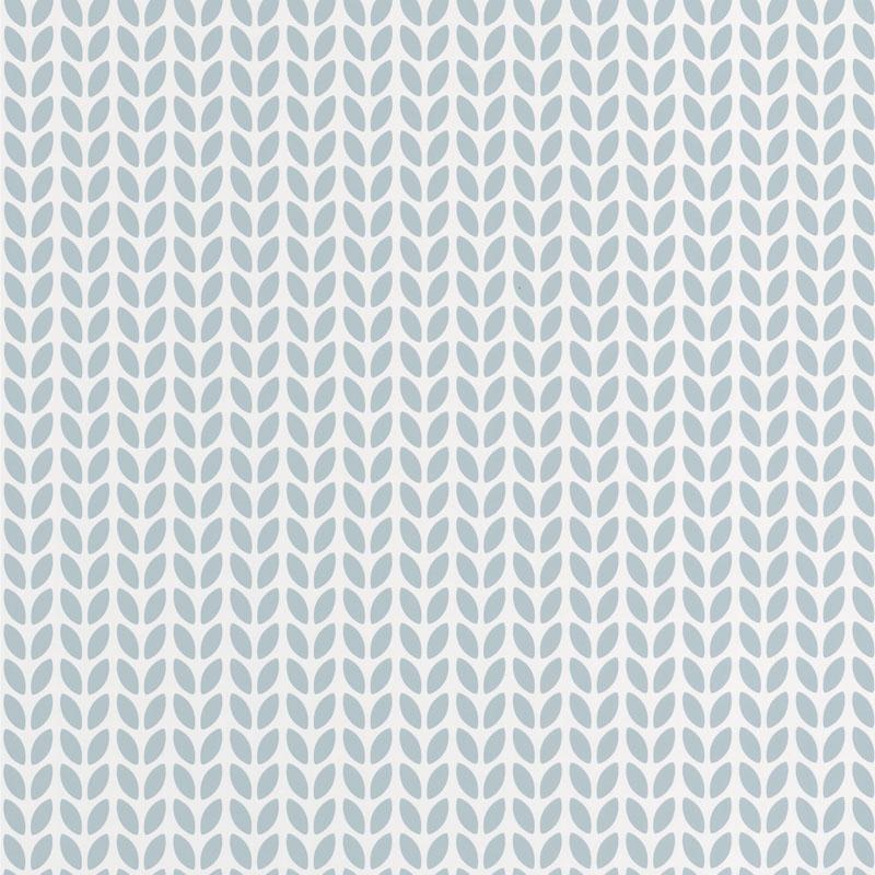 Papier peint Simplicity vert d'eau - HYGGE - Caselio - HYG100557100