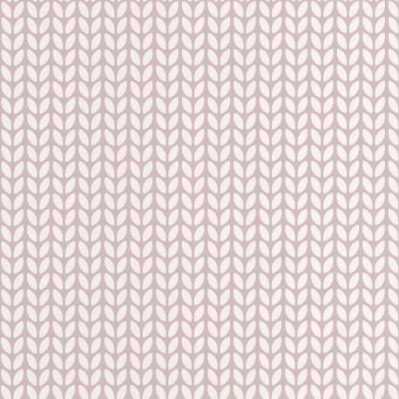Papier peint Simplicity vieux rose - HYGGE - Caselio - HYG100554414