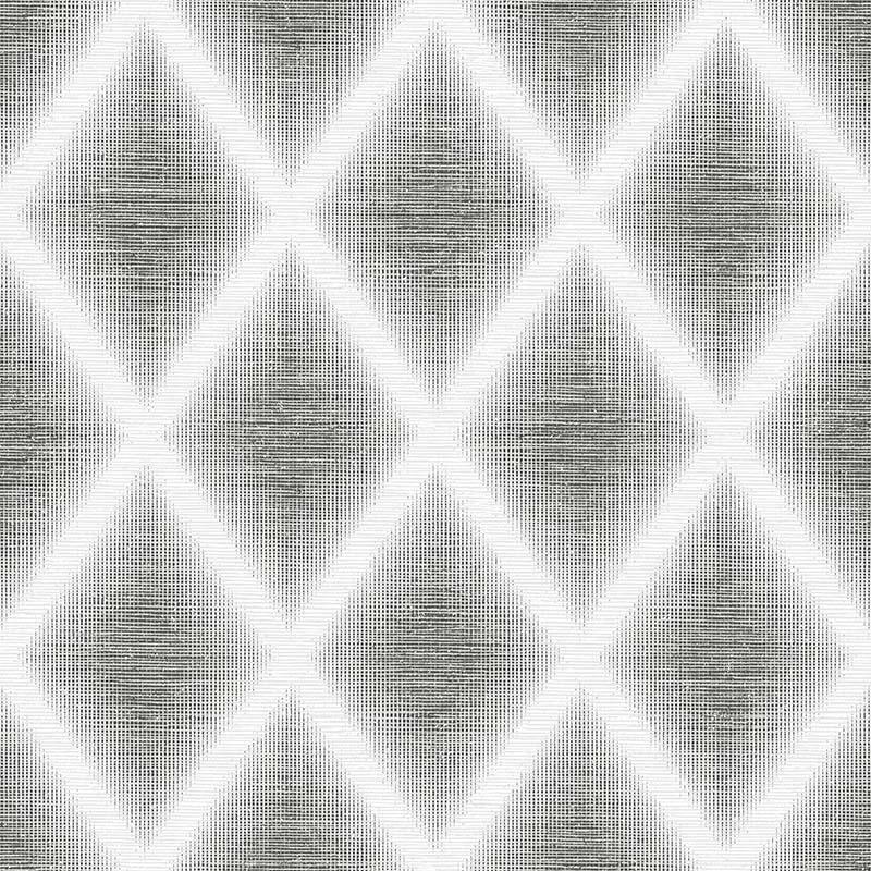 Papier peint Kirana noir - TERENCE CONRAN - Lutèce - TC25256