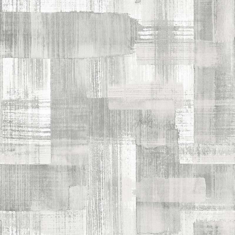 Papier peint Trosa gris - TERENCE CONRAN - Lutèce - TC25227
