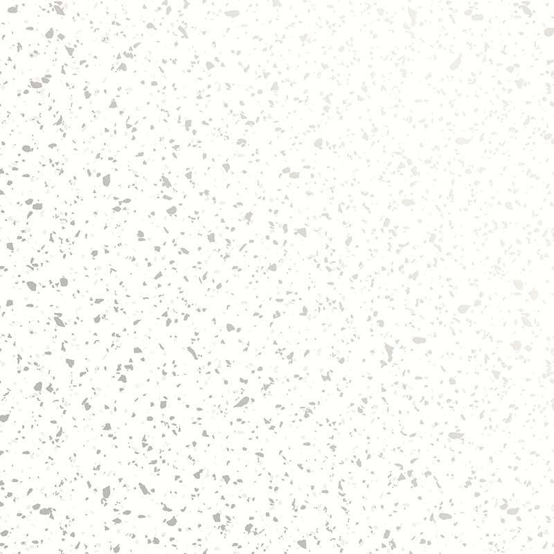 Papier peint Arendal blanc et argent - TERENCE CONRAN - Lutèce - TC25218