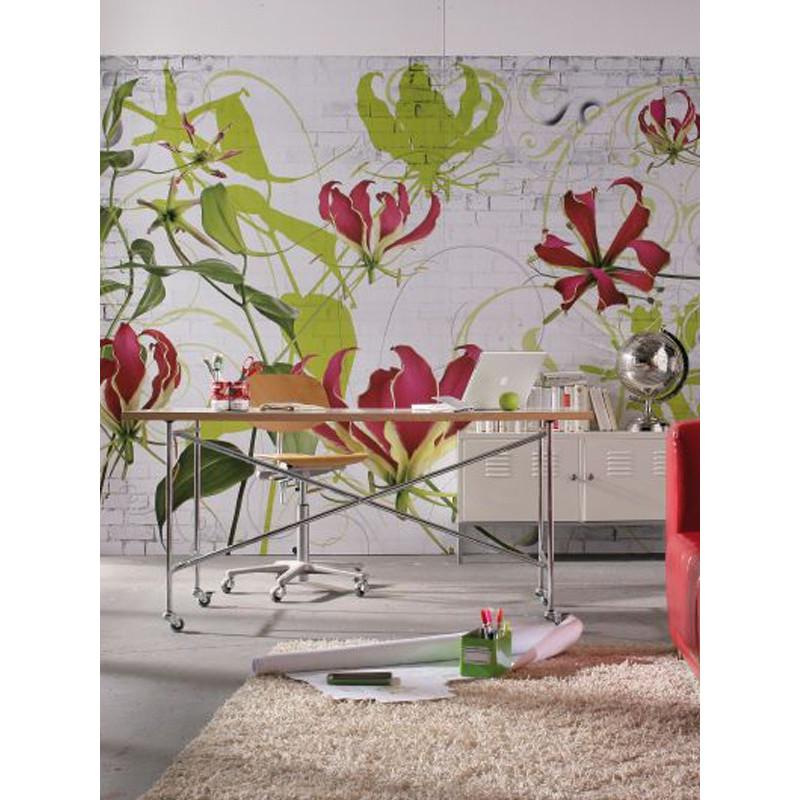 Panoramique GLORIOSA collection Floral - Komar