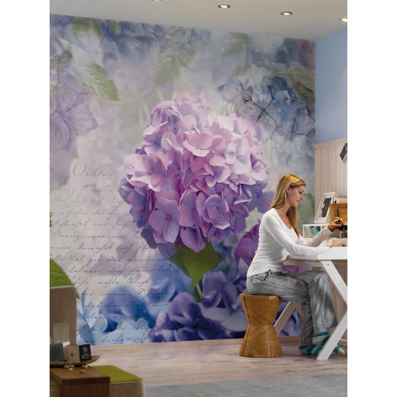 Panoramique OTAKSA collection Floral - Komar