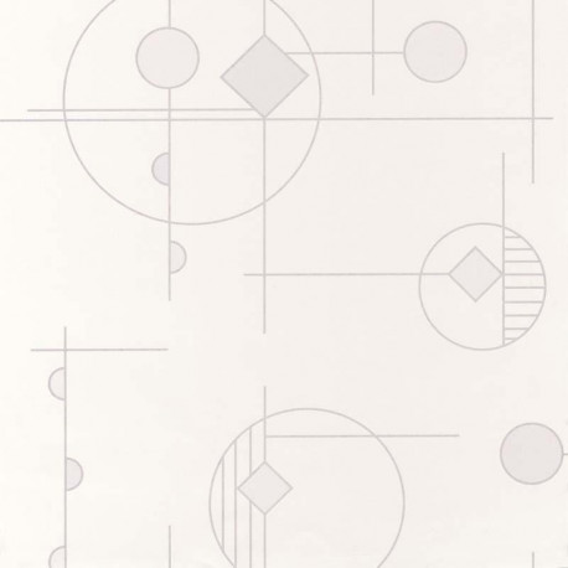 Papier peint Studio blanc - VISION - Casadeco - VISI83660106