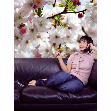 Panoramique SPRING collection Floral - Komar