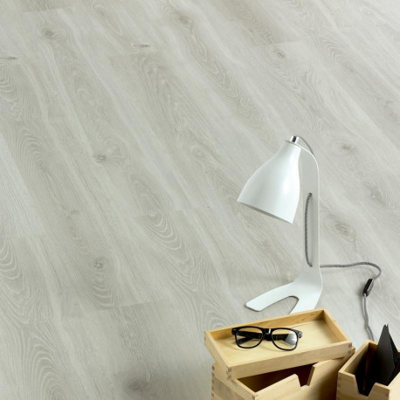 Sol Stratifié chêne gris 448W - Osmoze ALSAFLOOR