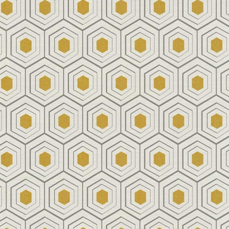 papier peint alveole or beige gris anthracite four. Black Bedroom Furniture Sets. Home Design Ideas