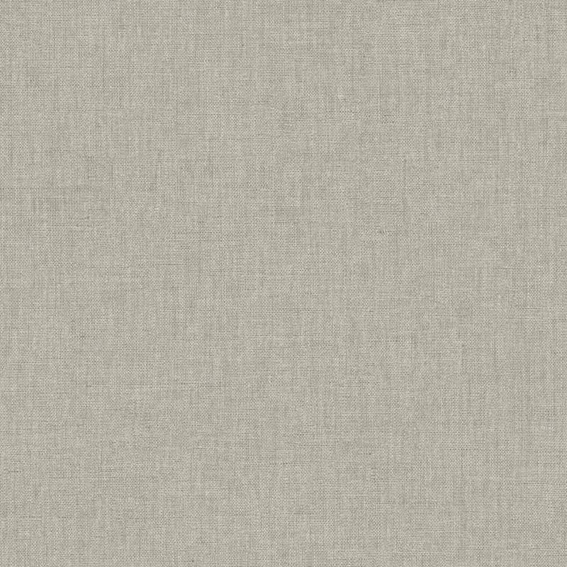 Papier peint Linen Uni gris taupe clair - LINEN - Caselio - LINN68521999