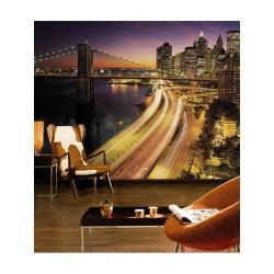 Panoramique NYC LIGHTS collection Urban - Komar