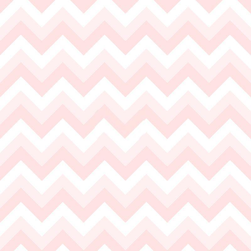 Papier peint Chevrons rose clair - LITTLE BANDITS - Esta Home - 128857