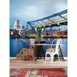 Panoramique MILLENIUM BRIDGE collection Urban - Komar - nouveau
