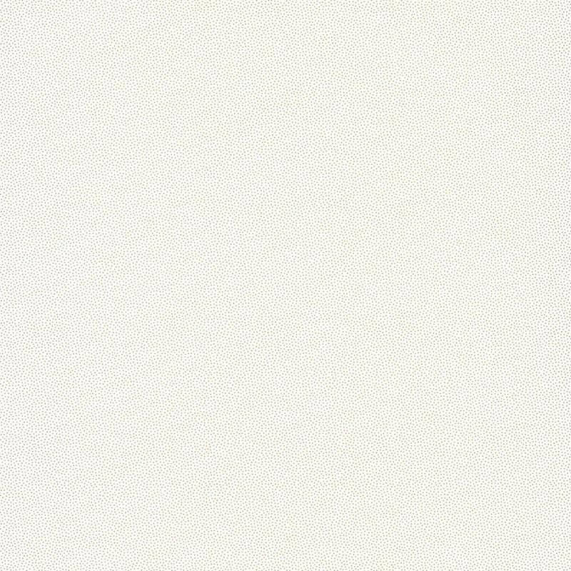 Papier peint Goma blanc et Gold - HANAMI - Caselio - HAN100400011