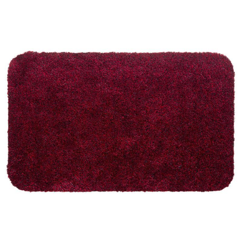 Paillasson / Tapis de propreté moucheté rouge AQUA LUXE - Hamat
