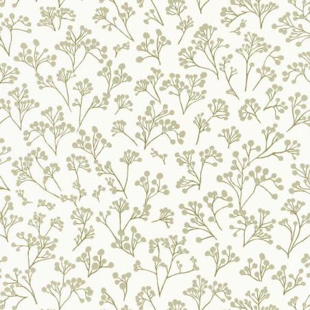 Papier peint Poppy vert - SUNNY DAY - Caselio - SNY100257005