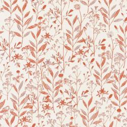 Papier peint Laura terracotta - SUNNY DAY - Caselio - SNY100264044