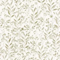 Papier peint Laura vert - SUNNY DAY - Caselio - SNY100267079